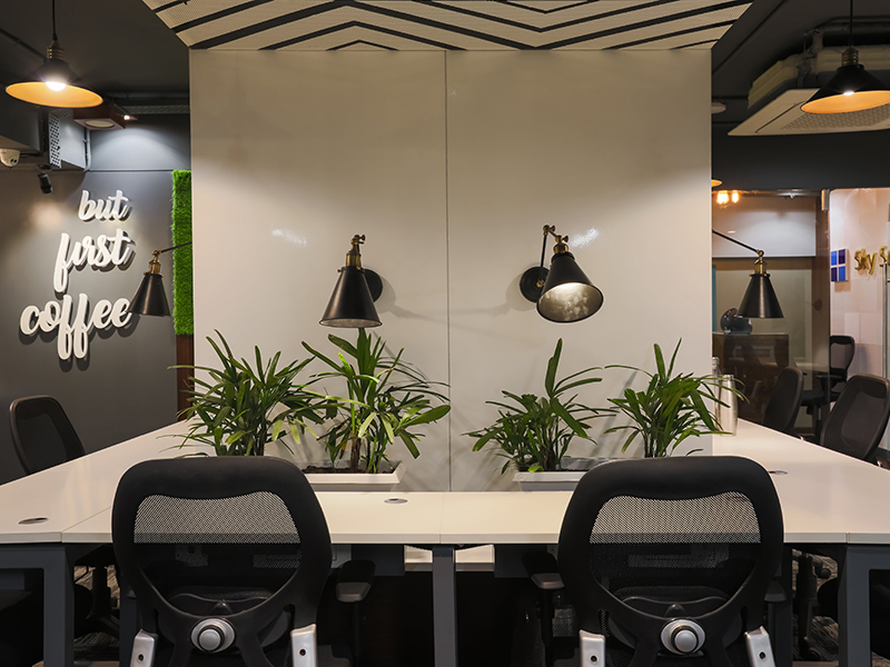 Dedicated Office at best coworking space in Indore