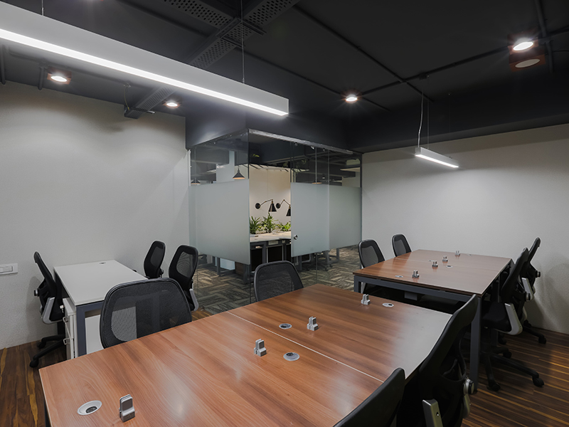 Private Office Space on Rent in Indore