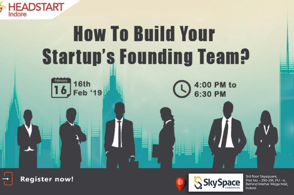 Build Startup With Sky Space