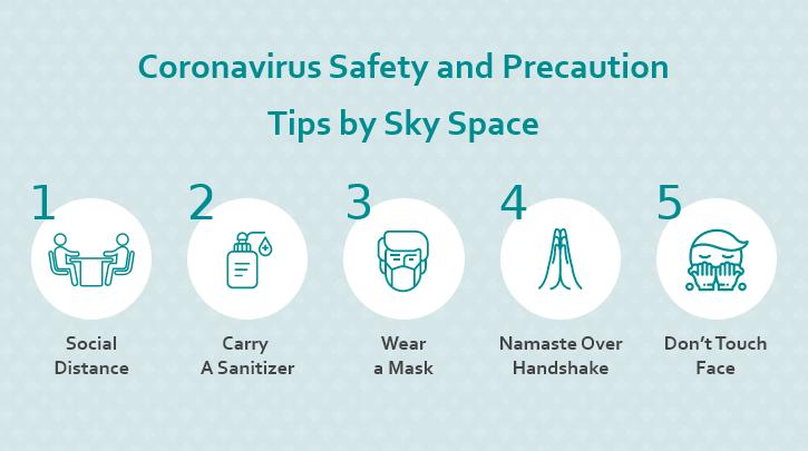 Corona Safety Tips