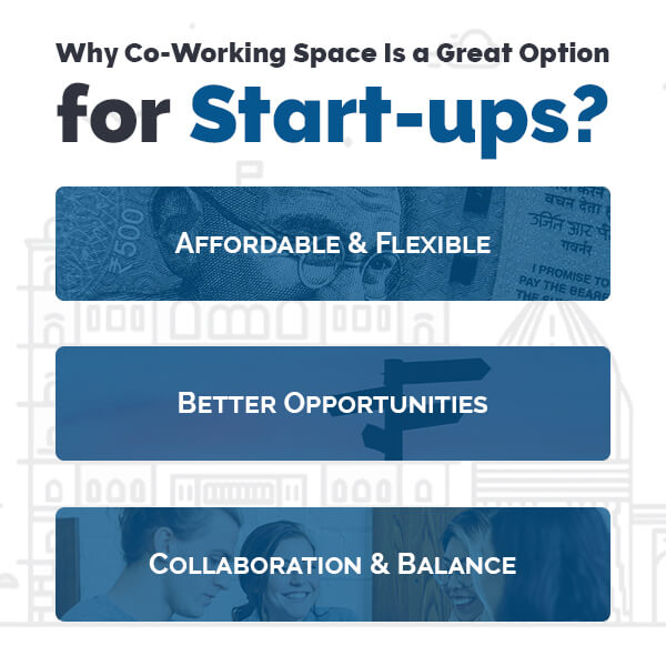 Why coworking for Startups